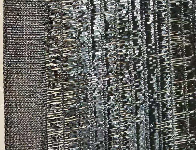 安徽平织厚边85%大棚遮阳网